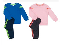 1-St New summer dress 2014 baby clothing sets boy t shirt+boys pants baby boys girls clothing sets kids children clothing set