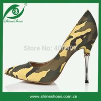 2014Dropshipping custom women leather dress shoes