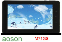 Original Aoson M71GS 3G Android 4.0 7 Inch Phone Call Tablet PC 1.2 GHz 1G 8GB Dual Camera Bluetooth Capacitive Wifi