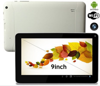 9'' Android 4.2 tablet pc dual core capactive touch screen dual camera w wi fi bluetooth cheap 9 inch tablet
