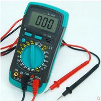 2014 New ! Digital Multimeter  Measurement  Data Holding LCD Backlight