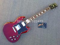 Classic Paul Mahogany body Rosewood fingerboard SG SG400 Electric Guitar