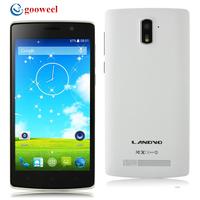 LANDVO L200G Smartphone 4G LTE Android 4.4 MTK6582 5.0 Inch IPS Screen 1GB 4GB 3G GPS Mobile phone