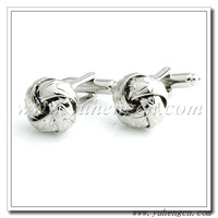 Free Shipping ! YH-699 Hot Selling Classic Special Silver Knot Cufflink- Factory Direct Wholesale
