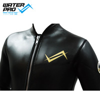 Water Pro Supreme-A Wetsuit Jacket for Surfing Snorkeling Scuba Diving Free Diving Water Sports