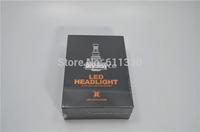 CREE H1 H3 H7 LED Headlight/Headlamps/Bulbs 30W 3000LM for KIA RIO TOYOTA Chevrolet VolkSwagen Ford Fiesta Mazda Skoda