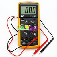 LCD Display Professional Electric Handheld Tester Meter Digital Multimeter Multimetro Multitester