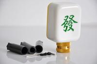 Mahjong Rich  !! Personality Gear Knob for Manual, Shifting Gear Knob Semi Universal-Car Styling