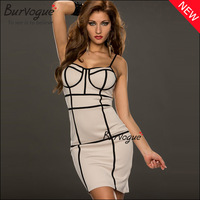 HOT Autumn summer dress 2014 women Spaghetti Strap bandage girl casual Sleeveless party dresses evening maxi rose/black/ apricot