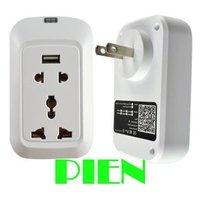 Smart Wifi Plug Socket Remote Control power switch Intelligent Smart Device EU/UK/US/AU Socket Plug 2000W Free shipping