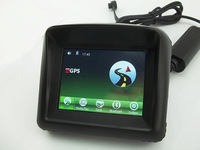 3.5 inch Bluetooth MOTO/BIKE GPS WaterProof