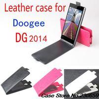 For DOOGEE DG2014 Case Flip case cover for DOOGEE DG2014,for DOOGEE DG2014 stand  Flip Cover free shipping