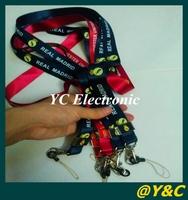 1pcs Colorful EGO nylon Landyard Strap Hang Rope Sling for smart mobile phones & mp4 mp3 free shipping