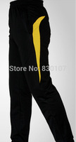 Top Thailand Quality Hot Selling Brazil/AC Milan/Real Madrid New Style Tapered Leg Training Soccer Pants Football Pants