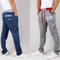 New Men's Jogger Dance Baggy Harem Sportwear Pants Slacks Trousers Sweatpants
