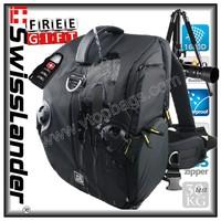 SwissLander NEW Men SLR backpack,women DSLR backpacks,photograph camera bag single lens reflex camera bag slr bolsa mochila