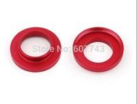 37mm Red Aluminum UV Lens Filter Ring Adapter For GoPro Hero 3 Hero 3+ Camera