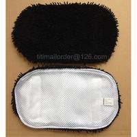 100pcs/lot microfiber square mop clean cloth refill replacement  pad mop head  cover washable 29*16cm