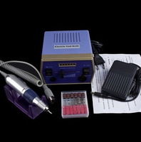 NEW 220V Nail art Manicure Pedicure Drill File Set Polishing Machine ZS-302