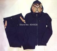Clothes guaranteed 100% genuine Cotton wholesale 2014 new fashion women fashion sets suit