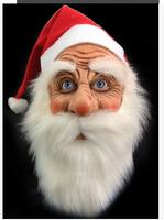 Free shipping Santa Claus mask