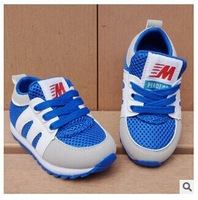 Children's sports shoes men shoes princess girls shoes 2014 autumn winter new version of the influx of casual shoes breathable