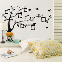 Children's Room Bedroom Home Decoration For Kids Tree Wall Stickers