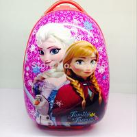 Frozen luggage for children princess Elsa & Anna Travel Suitcase 16 inch Hardside Luggage Girls Cartoon Luggage Bags