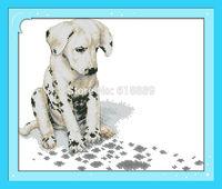 Dalmatians (3) Pattern Counted Cross Stitch 11CT 14CT DMC Cross Stitch DIY Cross Stitch Kit for Embroidery Wall Decor Needlework