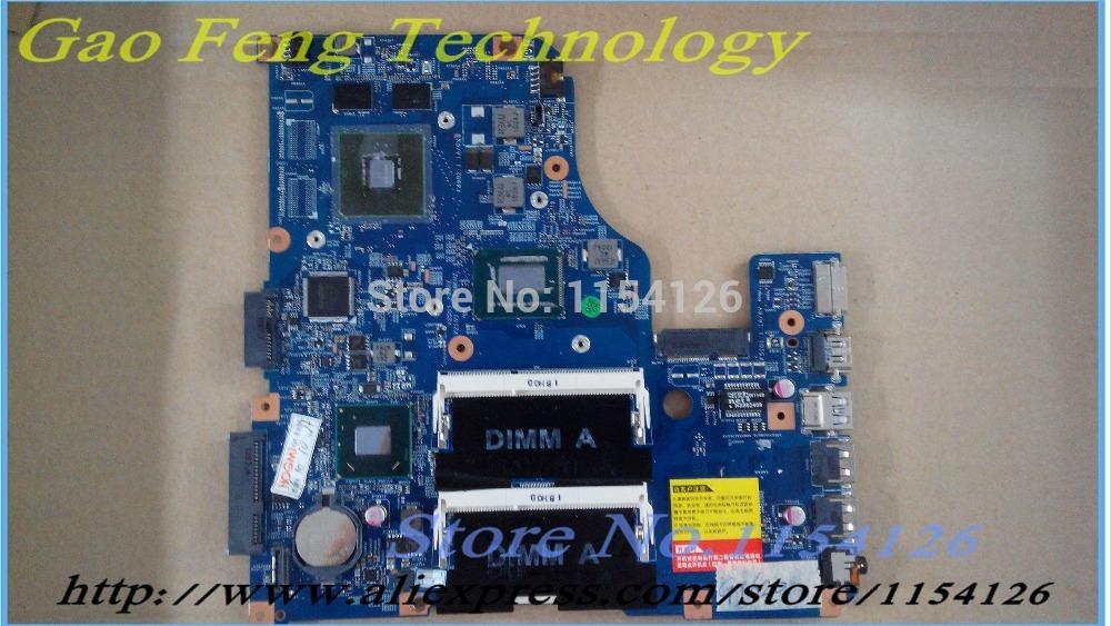 Laptop motherboard For Acer Aspire V5-571 INTEL DDR3 With NVDIA Graphics Card P/N:48.4TU05.04M NBM6V11006 48.4TU05.0SB 100% Test(China (Mainland))