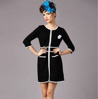 M32832 free shipping high degree new design 100% authentic 2014 new desigual dress