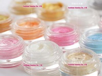 3pcs/lot LOVE ALPHA eye shadow eyeshadow cream Light shimmering gems eyeshadow cream 10g 14 kinds colors Makeup free shipping