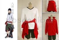 New  K Yata Misaki Cosplay Sport Suit Costume Custom Made