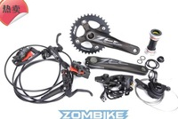 ZEE M640 Groupsets 10s bicycle groupset for shimano
