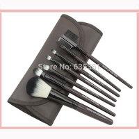 Free shipping best quality 7 pcs makeup brush set lady facial makeup brush set tool