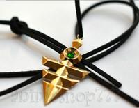 Hot Free Shipping Anime Yu-Gi-Oh Zexal Yuma Tsukumo Ou no Kagi King's Key Cosplay Necklace
