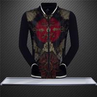 New BOLIN hot mens jackets cotton outwear men's coats casual fit style designer fashion jacket M~XXXL