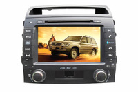 "For Toyota Land Cruiser LC200 2004 Onward 9"" Car DVD with GPS,Bluetooth,ipod,PIP,Games,Dual Zone,Steering Wheel Control"