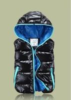 New 2014 Plus Size 3XL 4XL Winter Down Vest  Men Brand Duck Down Vest Men Winter Warm Coat  Waistcoat Couples Sleeveless Jacket