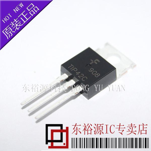 Транзистор tip42c схема