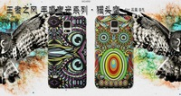 High quality painting head cute TIGER LION MONKEY WOLF ELEPHANT Phone case for Samsung galaxy S5 i9600 case cover 10pcs/lot