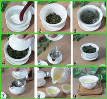 Promotions China anxi tieguanyin oolong tea tie guan yin Chinese tea luzhou flavor tieguanyin tea premium