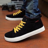 2014 Spring Autumn Men Shoes Casual Breathable Shoes Men's Sneakers Canvas Shoes