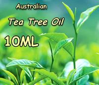 100% Pure Essential Tea Tree Oil for Acne Pimple 10ML