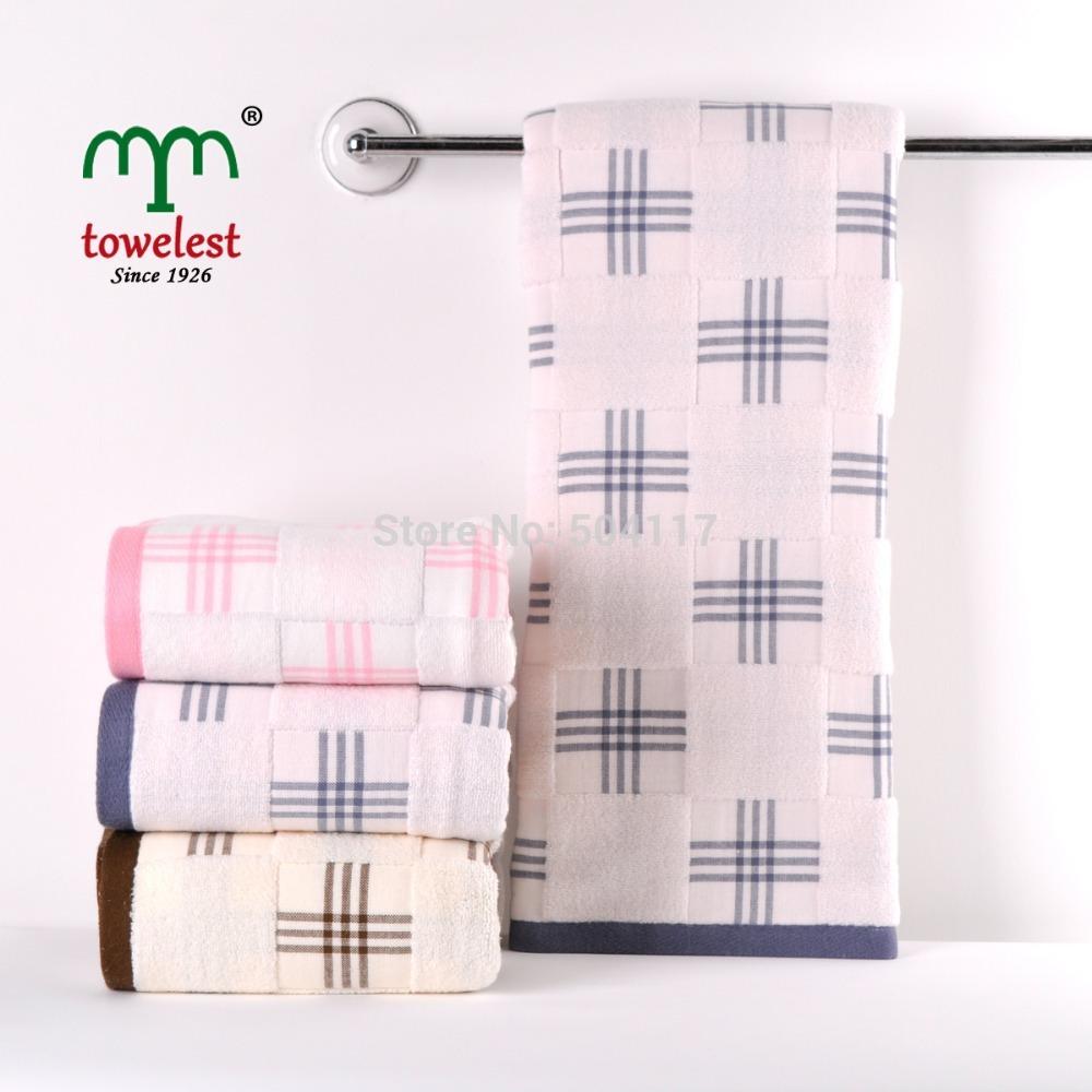 "New 2014 MAOMAOYU Brand Towel -1PC 70*140CM(27""*55"") 100%Cotton Beach Towel Adult Bath Sheet Towels Bathroom 020018(China (Mainland))"