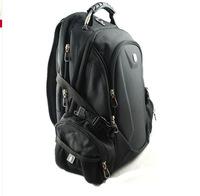 Free shipping business men's backpacks swissgear backpack laptop bag for men black 50*32*18cm