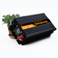 pure sine wave power inverters/converters  1500 watt DC 12V to 220V 1500w max 3000w Remote,DHL Fedex shipping