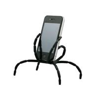 Best price Flexible Grip Spider Holder Stand Mount for iPhone SAMSUNG HTC XIAOMI