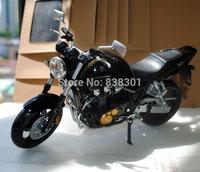 5pcs/pack Wholesale Brand New 1/12 Scale Diecast Motorbike Model Toys HONDA CB1300SF Black Metal Motorcycle Model Toy