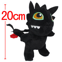 Cartoon Cartoon How to Train Your Dragon Plush Doll stuffed toy Night Fury plush toy cartoon doll Stuffed animal Hot movie doll
